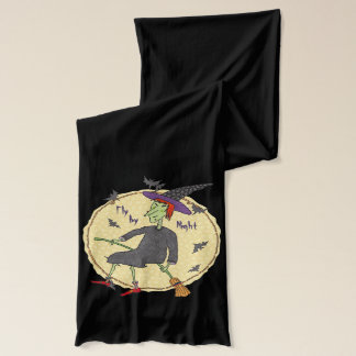 Fly By Night Witch Moon Scarf