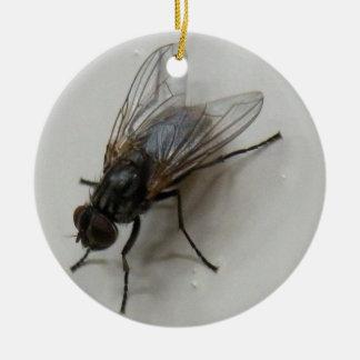 Fly Christmas Ornament