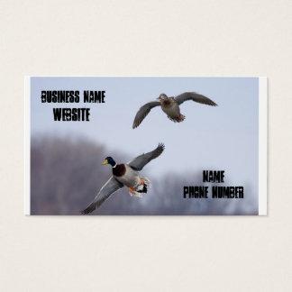 Fly Ducks Business Card