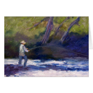 Fly Fishing Card