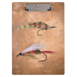 FLY FISHING CLIPBOARD