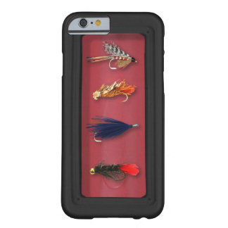 Fly Fishing flies Barely There iPhone 6 Case