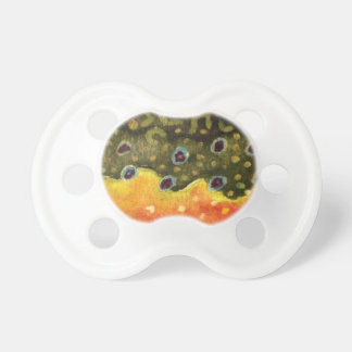 Fly Fishing for the Brook Trout Pacifiers