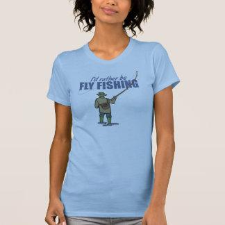 Fly Fishing in Waders Tees