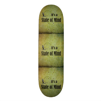 Fly Fishing | It's a State of Mind Skate Decks