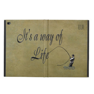 Fly fishing - It's a Way of Life Powis iPad Air 2 Case