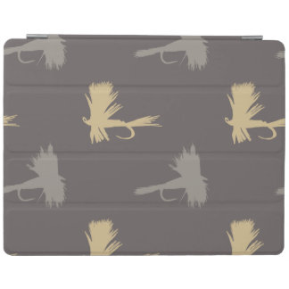 Fly Fishing Lures Pattern iPad Cover