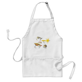 Fly Fishing Lures Standard Apron