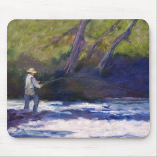 Fly Fishing Mouse Mat