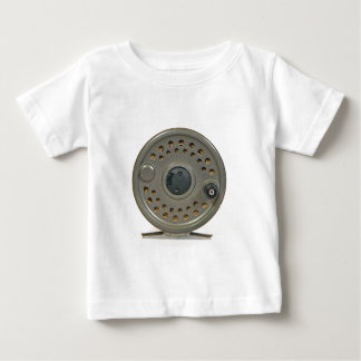 Fly Fishing Reel Baby T-Shirt