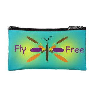 Fly Free Cosmetic Bag