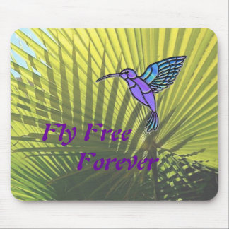 Fly Free Mouse Mat