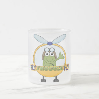 Fly Froggie Fly Helicopter Tshirts and Gifts Coffee Mug
