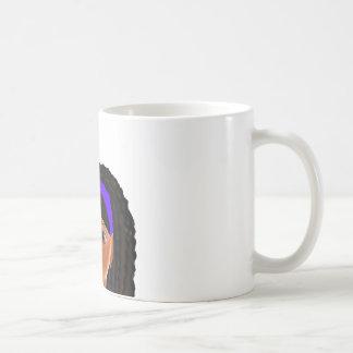 Fly Girl Basic White Mug