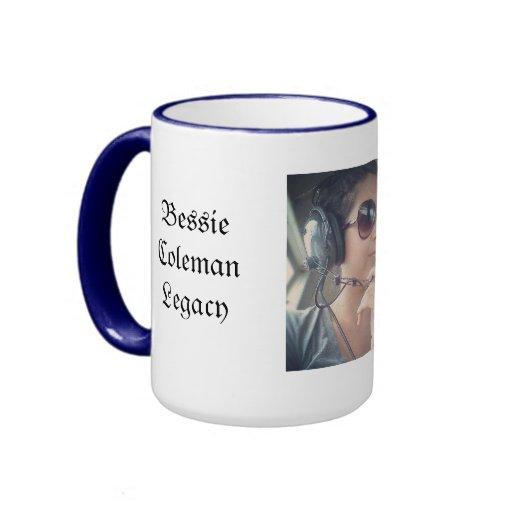 fly girl mug
