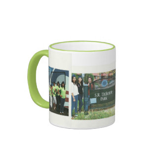 fly girls history mug
