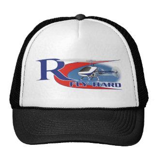 Fly Hard Mesh Hats