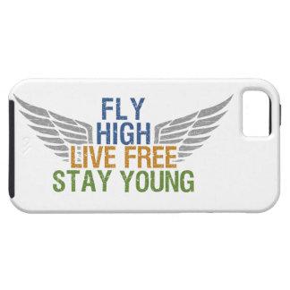 FLY HIGH custom iPhone 5 case-mate