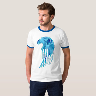 Fly High In Blue Sky T-Shirt