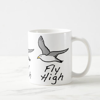 Fly High - Like a Bird in the Sky! Coffee Mug