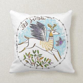 Fly High Pillow