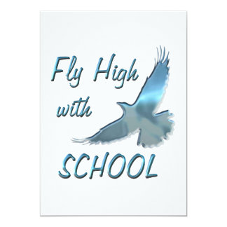 Fly High with School Card