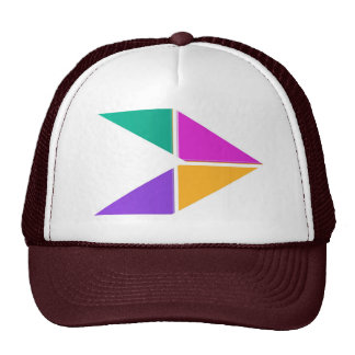 FLY HighFlier High5 ATTENTION Direction LOWPRICE Trucker Hats