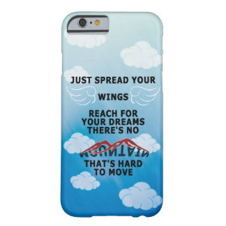 Fly - iPhone 6/6s Barely There iPhone 6 Case