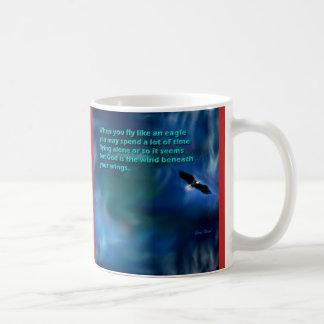 Fly Like an Eagle concept art by Gary Revel Coffee Mug