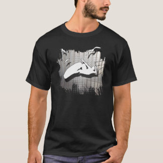 Fly like the birds, kitesurf shirt