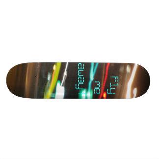 Fly me away ! skate board decks