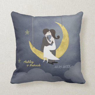 Fly Me to The Moon 2 gift pillow Cushion