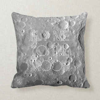 Fly Me To The Moon Pillow