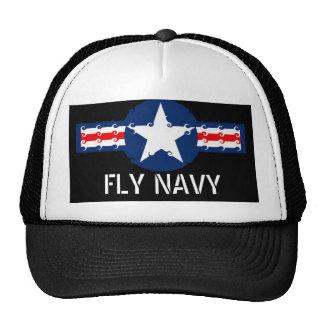 FLY NAVY CAP