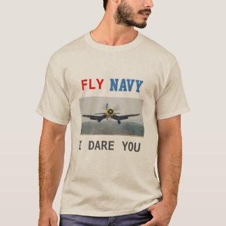 Fly Navy- F4U Corsair T-Shirt