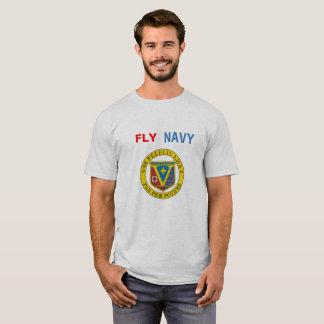 Fly Navy- Uss Peleliu T-Shirt
