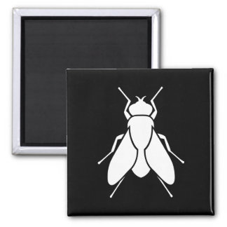 Fly Square Magnet