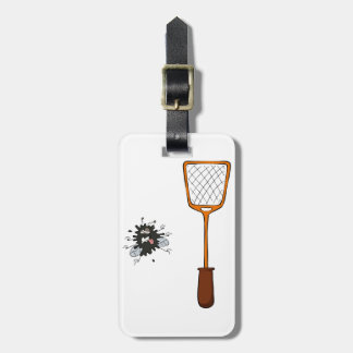 Fly Swat Luggage Tags