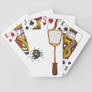 Fly Swat Playing Cards