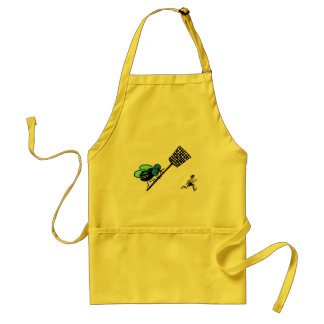 Fly Swatter Standard Apron