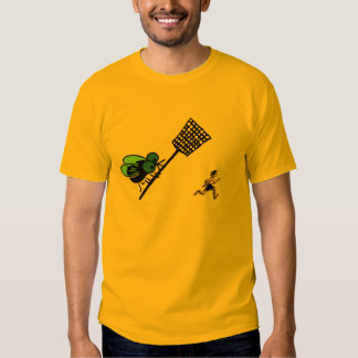 Fly Swatter T Shirt
