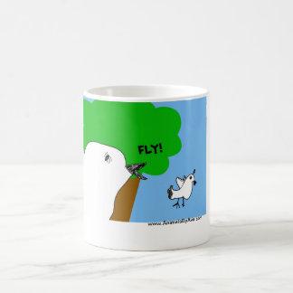 Fly! Sweet Birdie Mug
