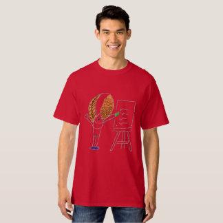 Fly Teacher Men's Hanes Tall T-Shirt