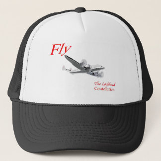 Fly the Lockheed Constellation Trucker Hat