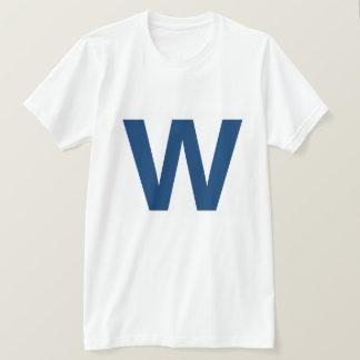Fly the W, Chicago Baseball Men's T-Shirt