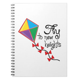 Fly to New Heights Note Books