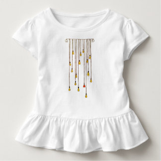 Fly to the light toddler T-Shirt