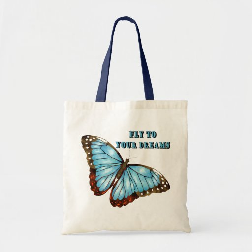 Fly to Your Dreams Bags