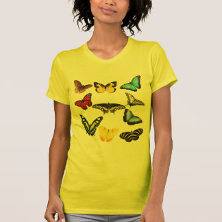 Fly To Your Dreams - Butterfly T-shirt