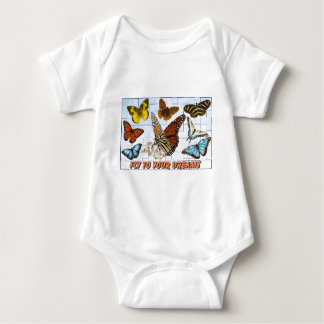 Fly To Your Dreams Tshirt